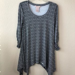 Philosophy tunic size small